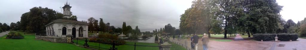 Rundumblick Park