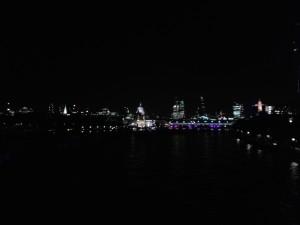 London bei Nacht
