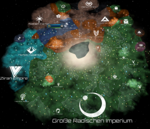 Galaxiskarte