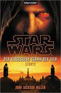 """""""Der Vergessene Stamm der Sith"""" Cover"""
