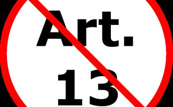 No Art 13